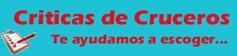 CRITICAS DE CRUCEROS
