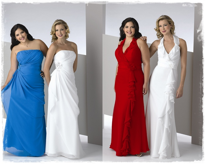 Best Wedding Dress Style For Plus Size