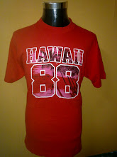 VINTAGE HAWAII 88 SHIRT (SOLD)
