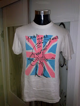 NUMBER NINE x YEAH YEAH YEAHS SHIRT USA (SOLD)