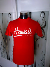 VINTAGE HAWAII 100% OLD COTTAN SHIRT very rare (SOLD)