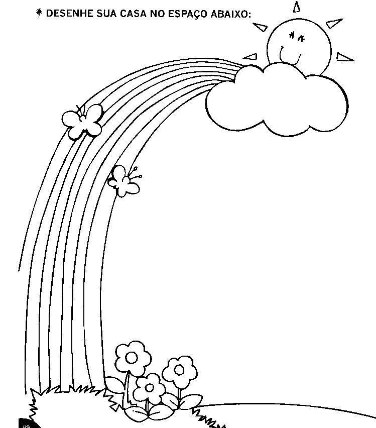 Conhecido SILVINHA AMA EDUCAR: atividades de Artes colorir JI44