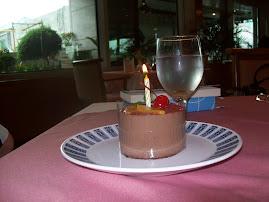 milette's birthday cake