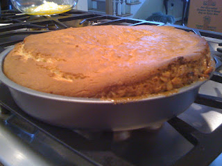 Bienenstich Cake aka Bee Sting Cake