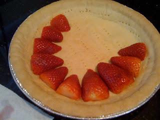 Strawberry Pie recipe by Grandma Gross