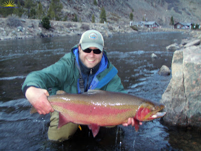 Fly currents fishing report and news pictures from for Yampa river fishing report