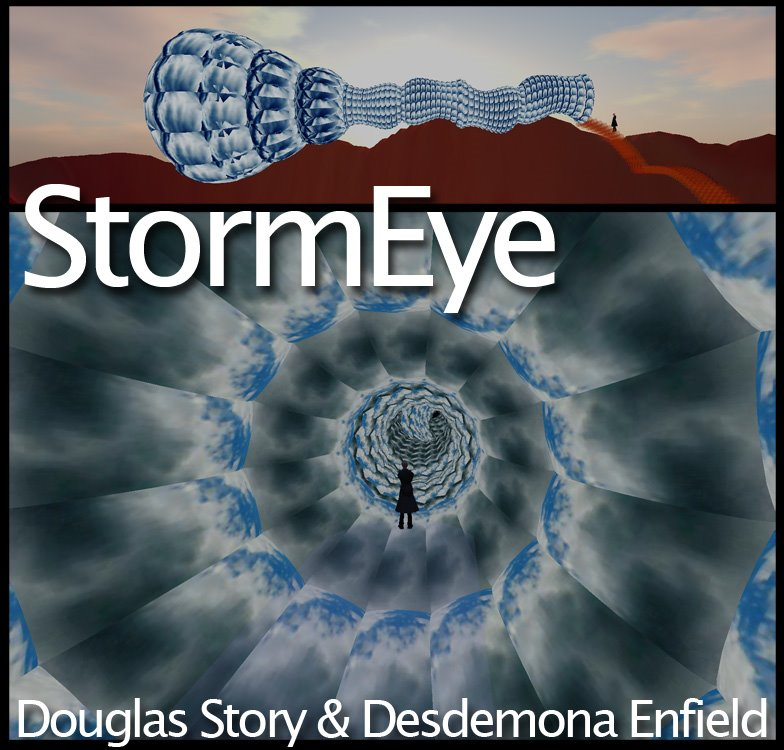 StormEye - an immersive art installation