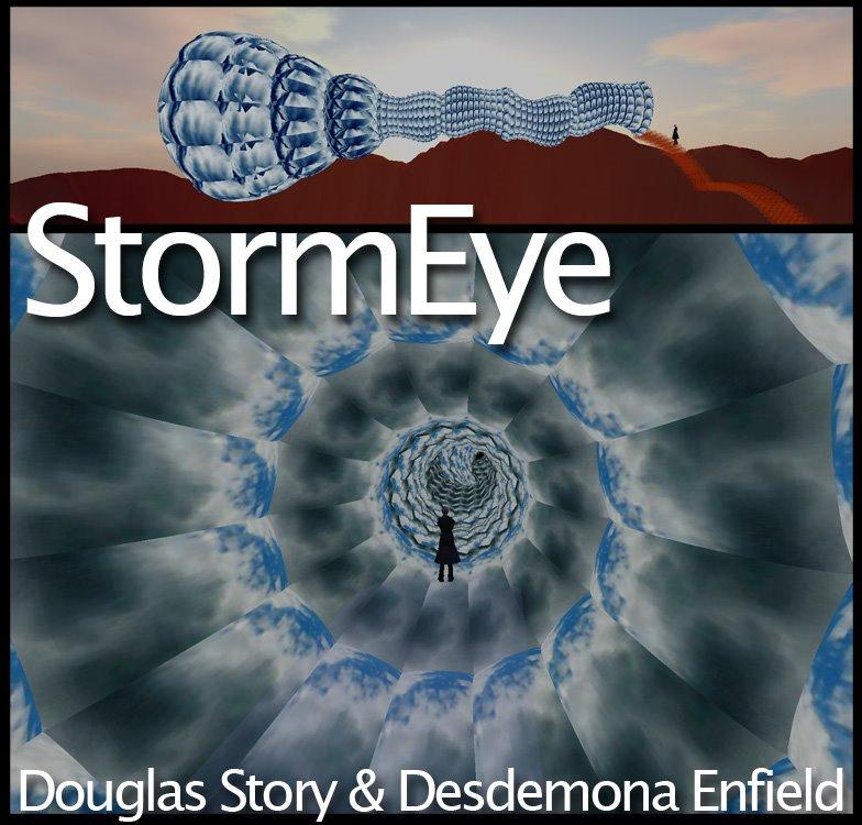 StormEye - an immersive art installation