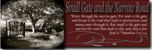 The Small Gate and Narrow Road