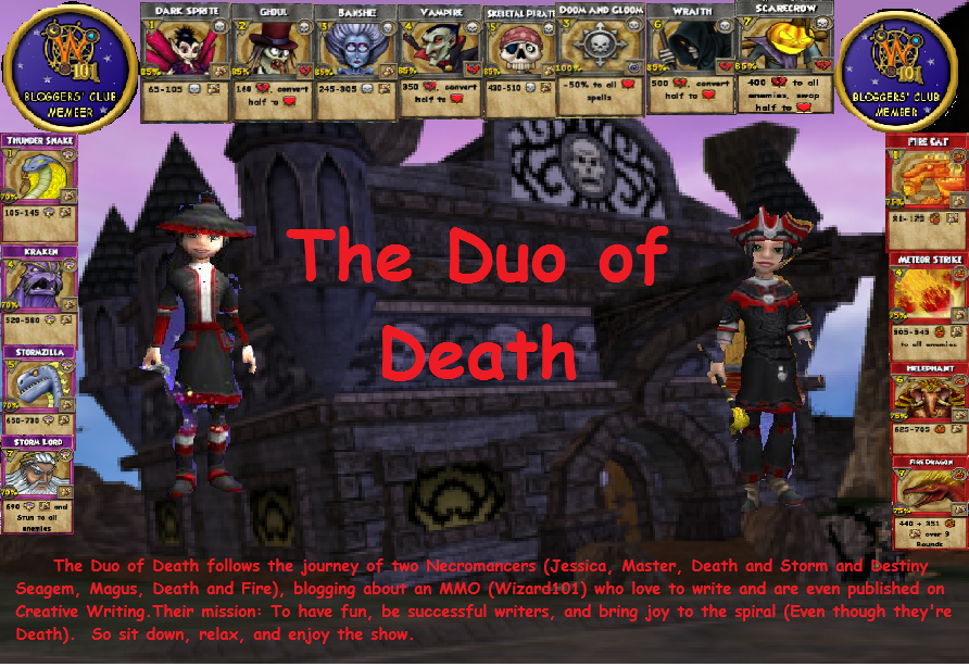 The Duo of Death