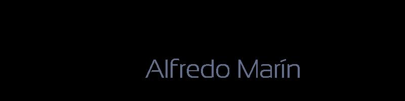 Alfredo Marín Portfolio