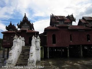 Монастырь Шве Янгве Кьянг