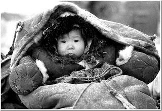 Chukcha child