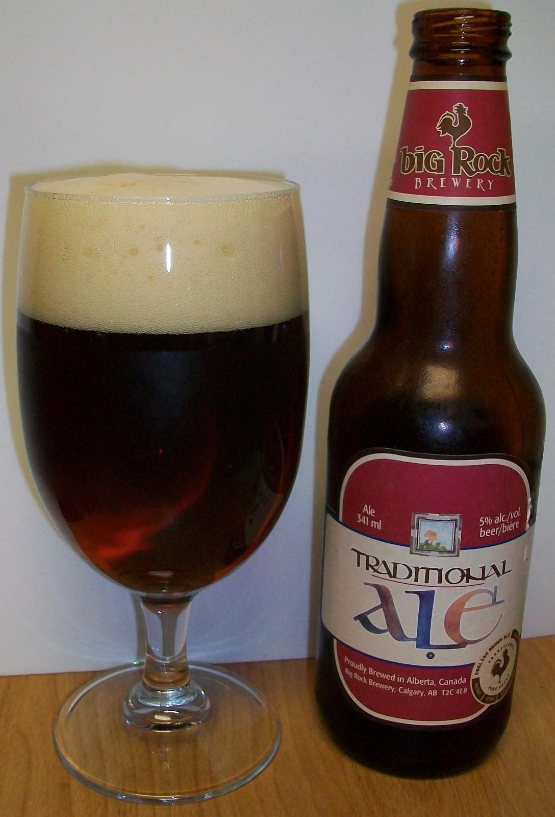 John's Bier Blog: Big Rock Traditional Ale