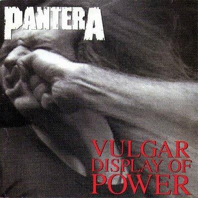 Vulgar Display of Power é o