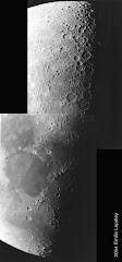 Mosaico de la Luna
