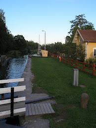 Slussen i Brådtom