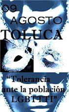 Marcha del orgullo Gay - Toluca;