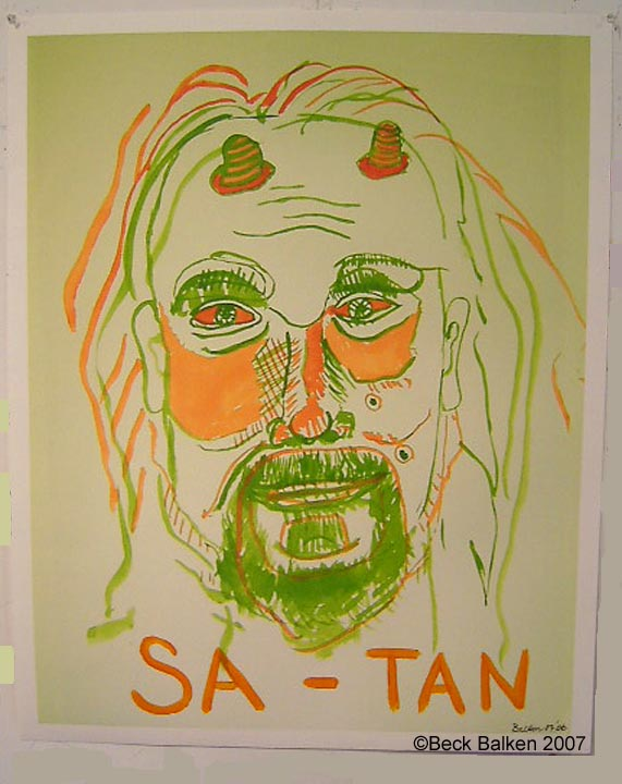 Sat-an