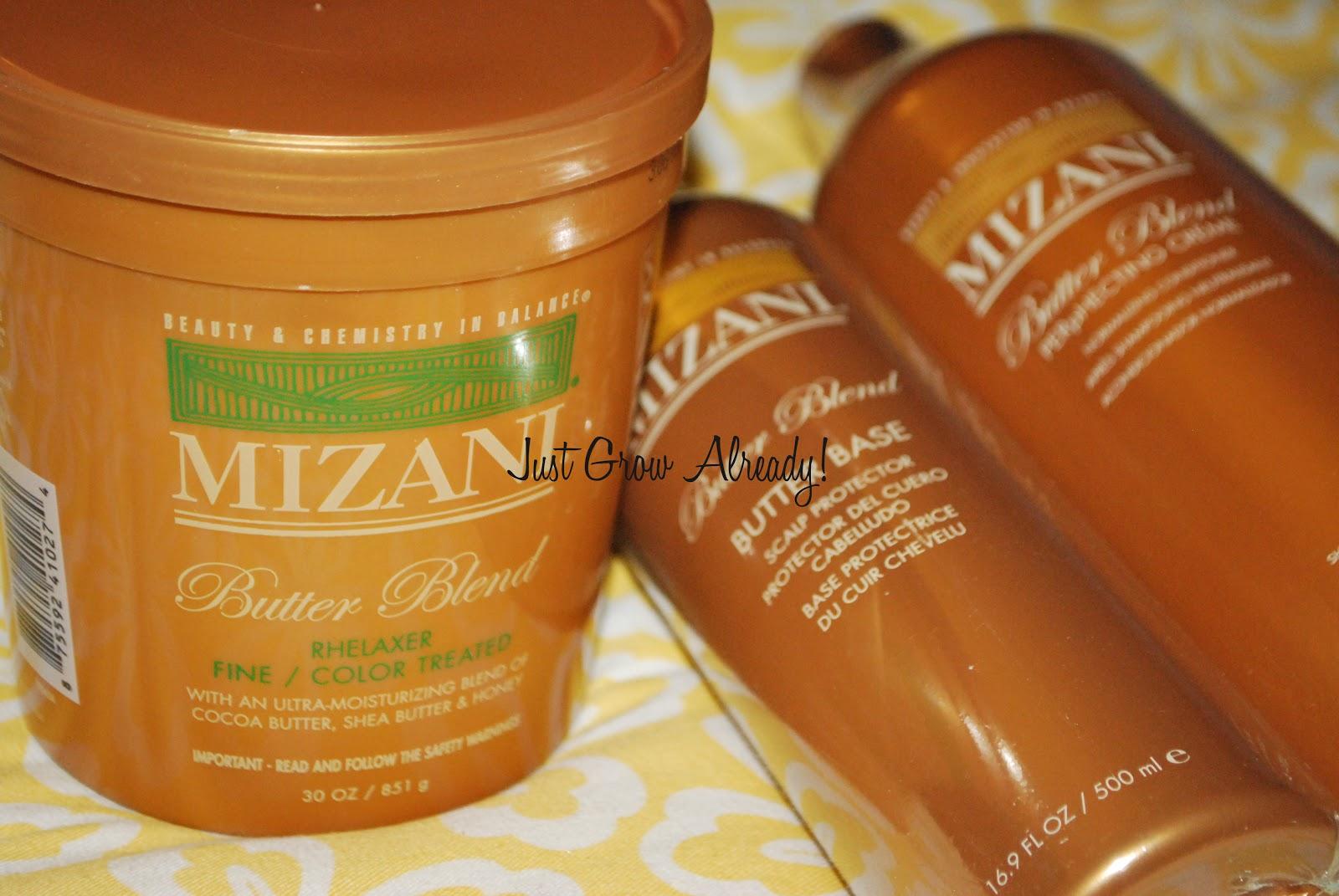 Mizani Natural Hair Products Reviews