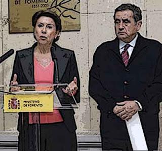 Magdalena Álvarez Arza y Fernando Palao