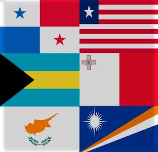 banderas de conveniencia