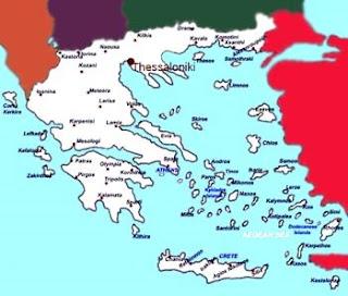 Tesalónica - Grecia