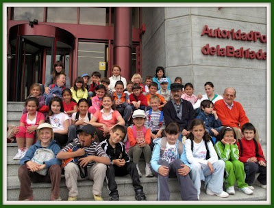 Colegio Público Nuestra Señora del Rosario de Cortes de la Frontera (Málaga)