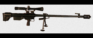 FALCON 12.7 mm SNIPER RIFLE