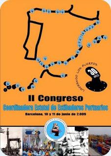 II Congreso de la Coordinadora Estatal de Estibadores Portuarios