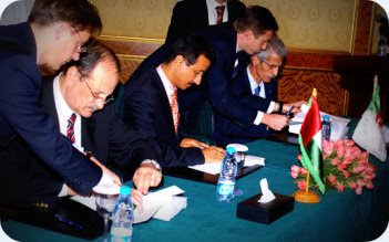 DP World está encantada de poder asociarse con Argelia para desarrollar su tremendo potencial