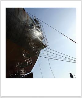 Reparaciones buque Vogasailor