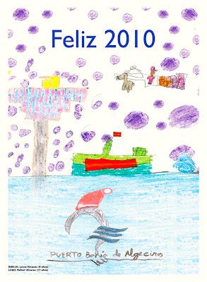 Felicitación año nuevo de la APBA 2010