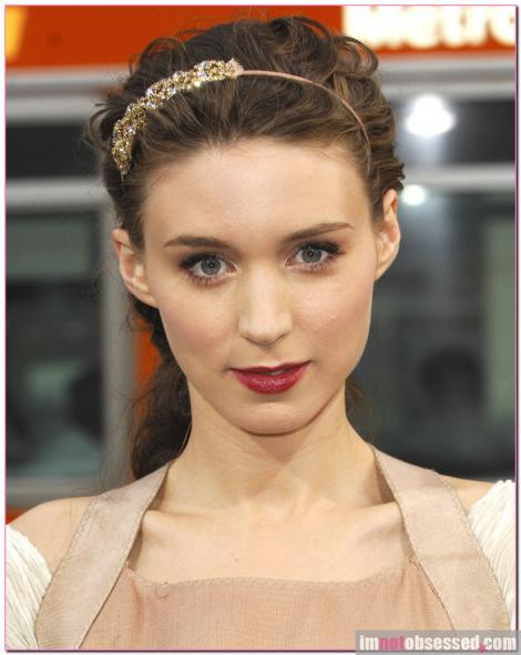 The Lead Role In 'The Girl With Dragon Tattoo' Goes To Rooney Mara