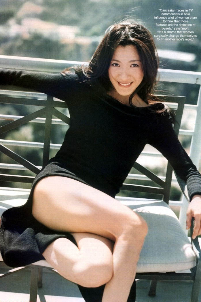Michelle Yeoh - Images Gallery