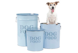 Merveilleux I Keep My Dog Food In An Old, Oversized Popcorn Tin With A Tight Lid. The  Smell Doesnu0027t Get Out And It Doesnu0027t Get Stale. Just Yesterday, I Saw Two  Other ...