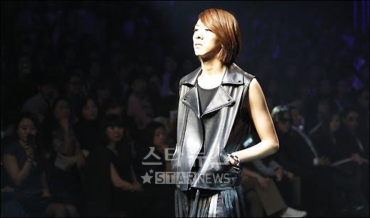 Lee Jeong Shin Seoul Fashion Week ! ♥ Tn12877251035808791680