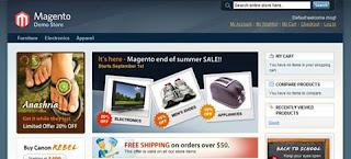 Thèmes Magento gratuits par Netick