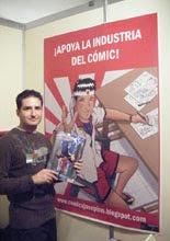 XV Salón Internacional del Cómic de Granada (2010)