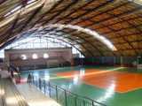 Sannicolau Mare -sala de sport