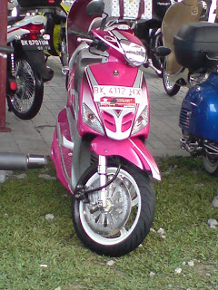 INDONESIA SCOOTER MODIFY CONTEST PHOTO