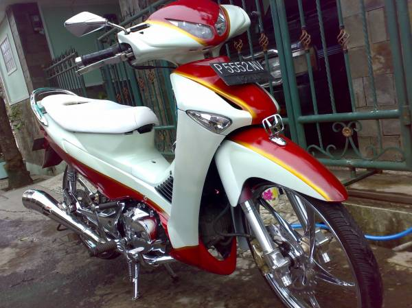 Picture Modifikasi Honda Supra