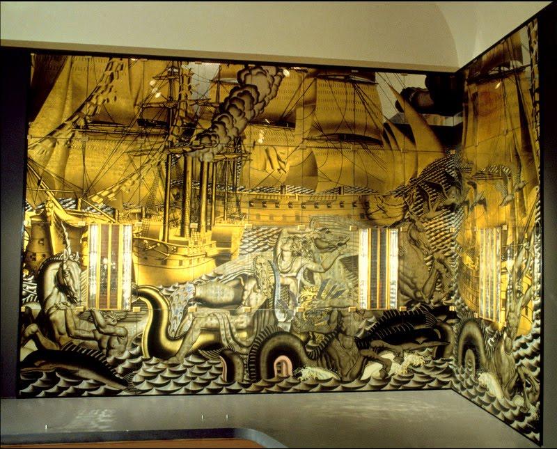 Aestheticus rex normandie hodgepodge for Poster mural zen deco