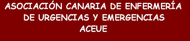 Asociación Canaria de Enfermería en Urgencias y Emergencias