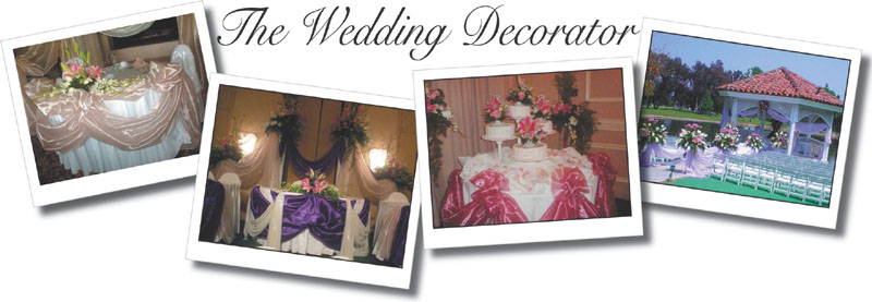 The Wedding Decorator