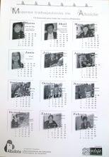 Calendario Mujeres Trabajadoras de Albolote