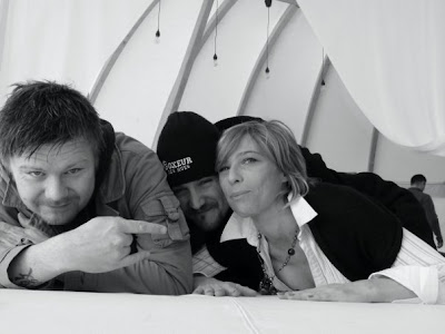 ... eu la chance de les rencontrer à Montreux lors du dernier Polymanga