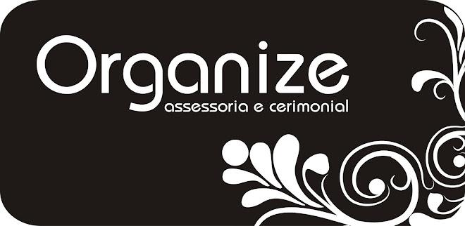 Organize assessoria e cerimonial