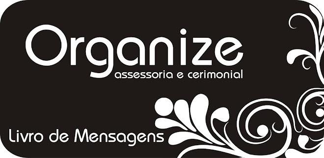 Livros de Mensagem Organize Produções e Eventos