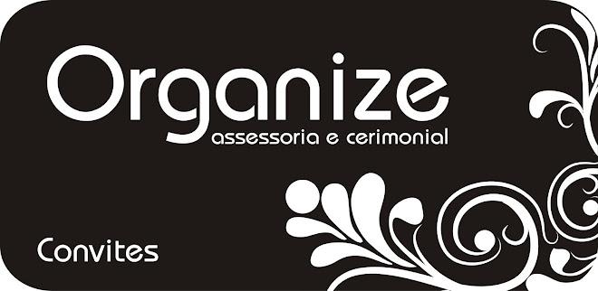 Convites Organize Produções e Eventos